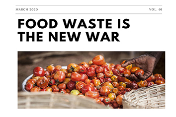 The Food Waste is The New War
